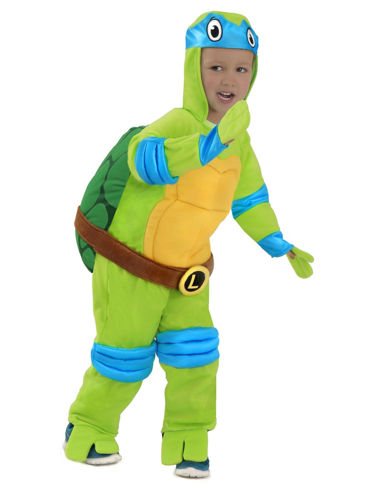 Teenage Mutant Ninja Turtles Leonardo Costume For Kids