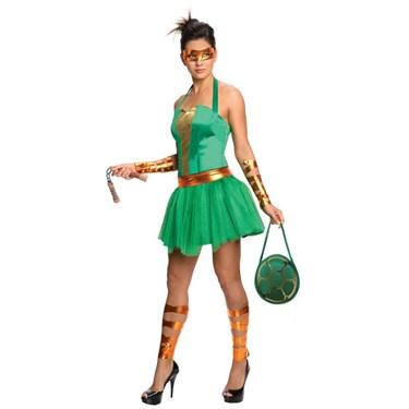 Teenage Mutant Ninja Turtles Michelangelo Adult Dress