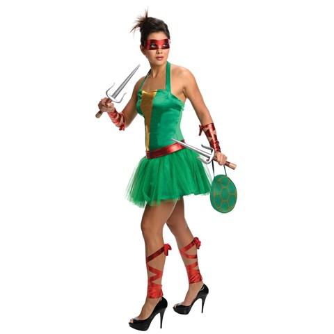 Teenage Mutant Ninja Turtles Raphael Adult Dress