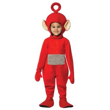 Teletubbies Po Children's Costume