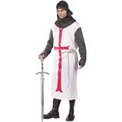 Templar Knight Adult Costume