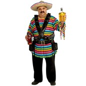 Tequila Sunrise Adult Costume
