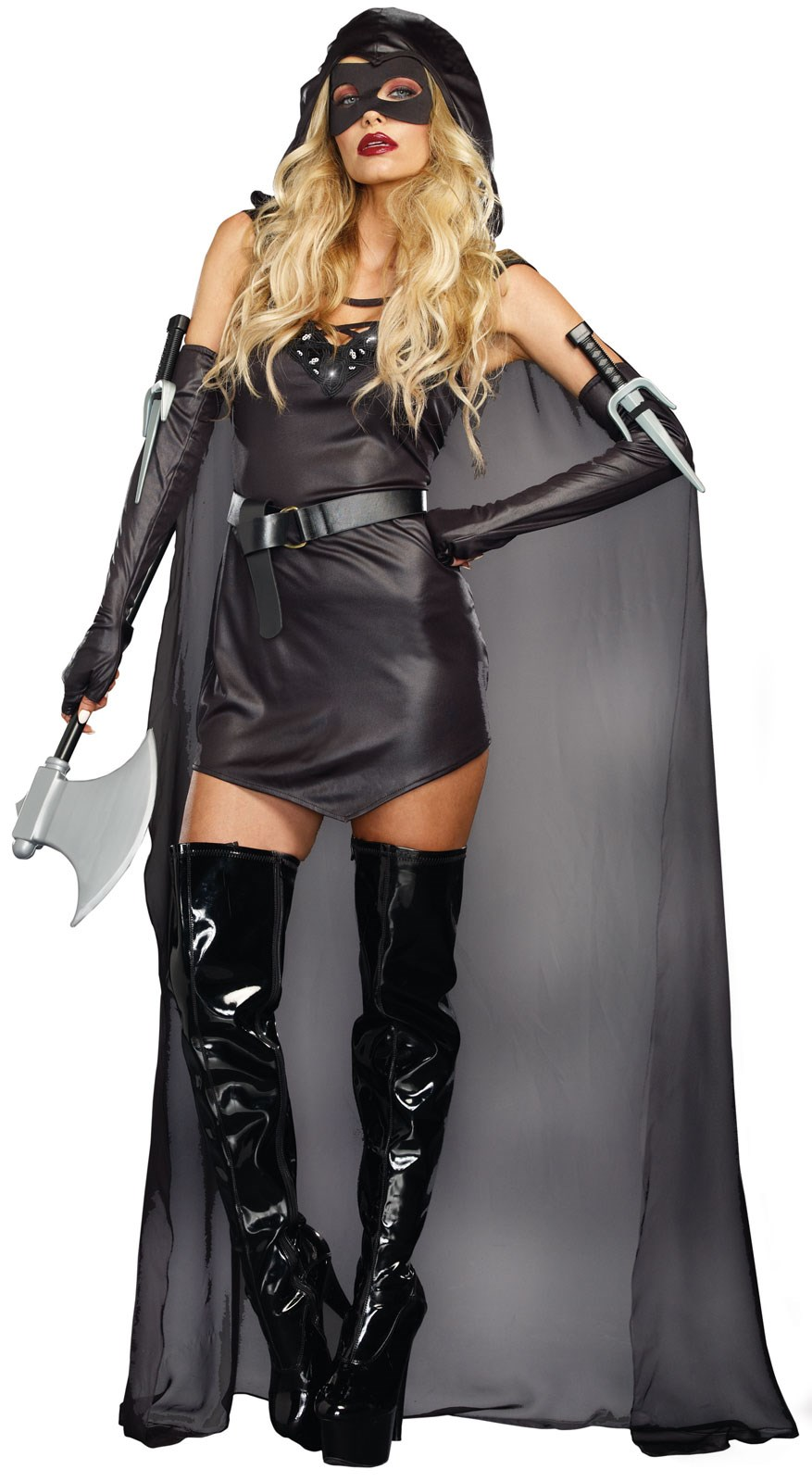 The Assassins Costume For Women