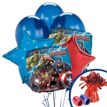 The Avengers Balloon Bouquet