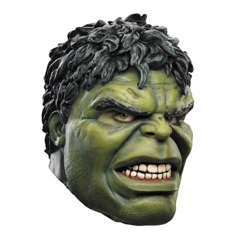 The Avengers Deluxe Hulk Mask (Adult)