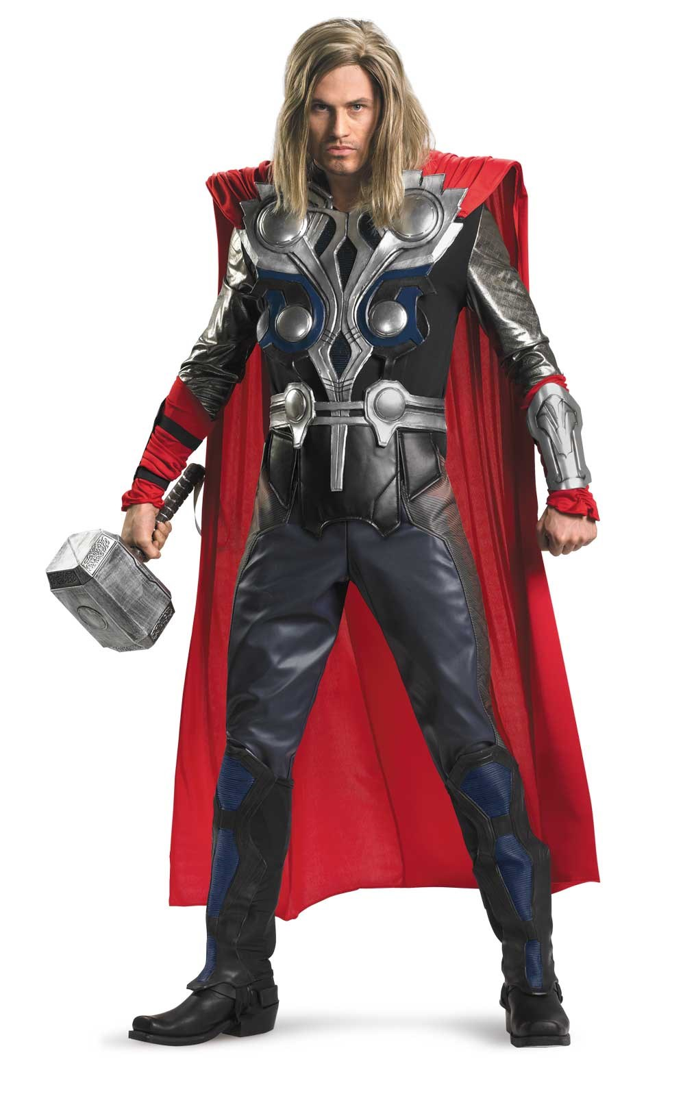 The Avengers Thor Elite Adult Costume | BuyCostumes.com
