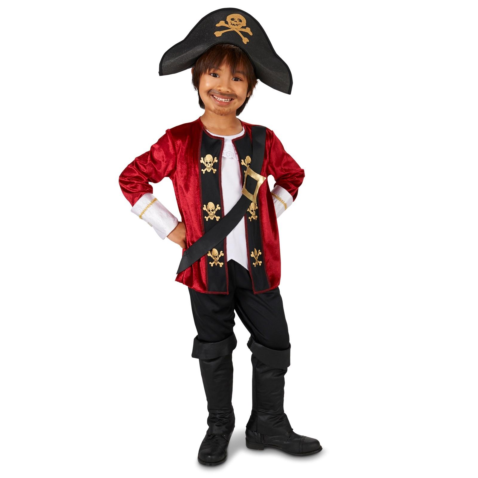 The Captain Pirate Child Costume | BuyCostumes.com