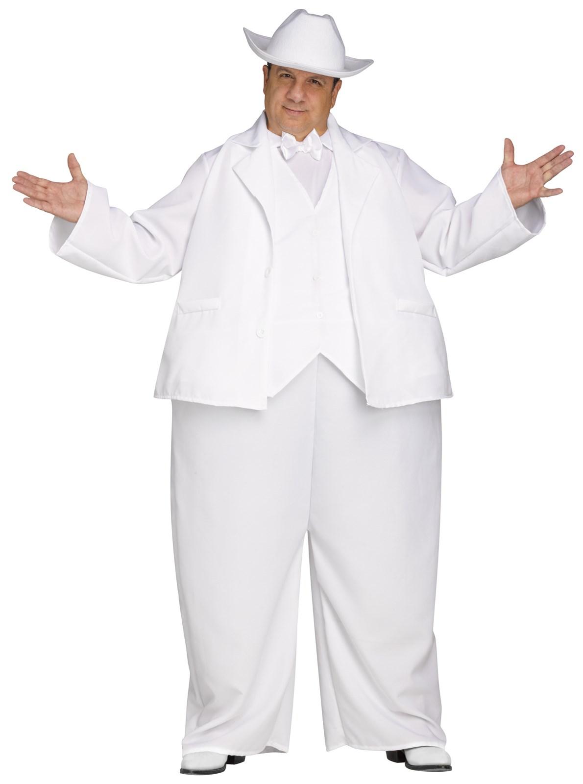 The Dukes of Hazzard Adult Boss Hogg Costume
