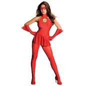 The Flash Sexy Adult Costume