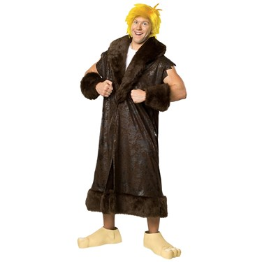 The Flintstones Barney Rubble Adult Costume