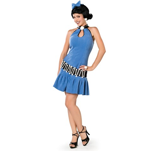 The Flintstones Betty Adult Plus Costume