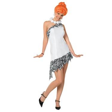 The Flintstones Wilma Flintstone Adult Costume