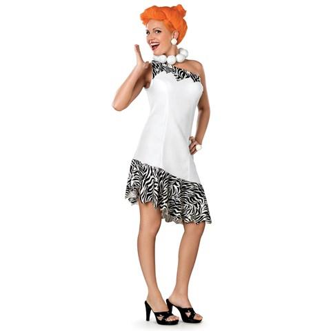 The Flintstones  Wilma Flintstone Deluxe Adult