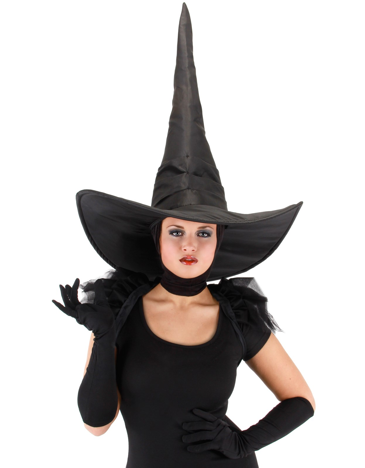 The Great And Powerful Oz Wicked Witch Deluxe Hat | BuyCostumes.com