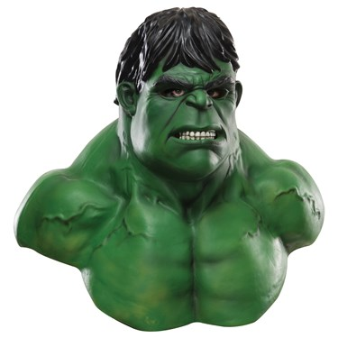 The Hulk Signature Series Mask For Adults