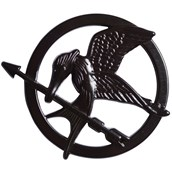 The Hunger Games: Mockingjay Part 1 Mockingjay Pin
