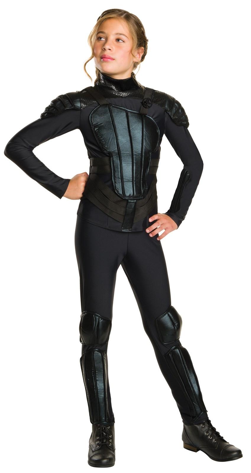The Hunger Games: Mockingjay Part 2 Deluxe Tween Katniss Costume