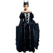 The Huntsman: Winter's War Movie Ravenna Skull Dress Deluxe Adult Costume