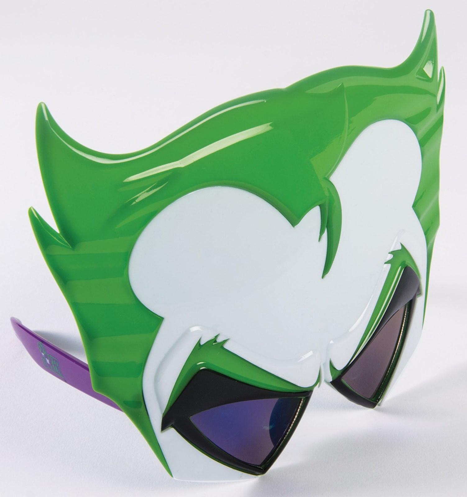 The Joker Mask Sun-Stache