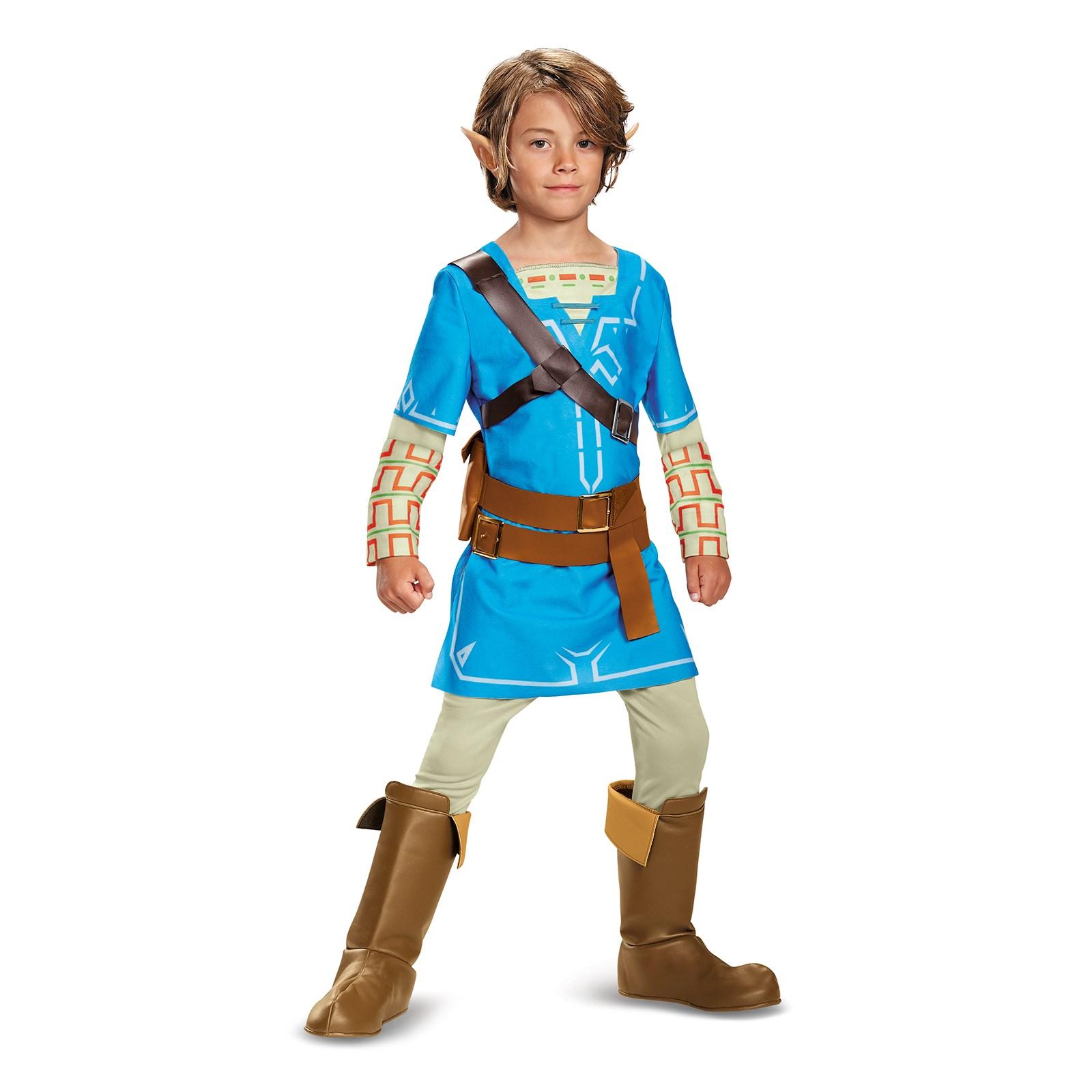 Botw The Hero S Clothing