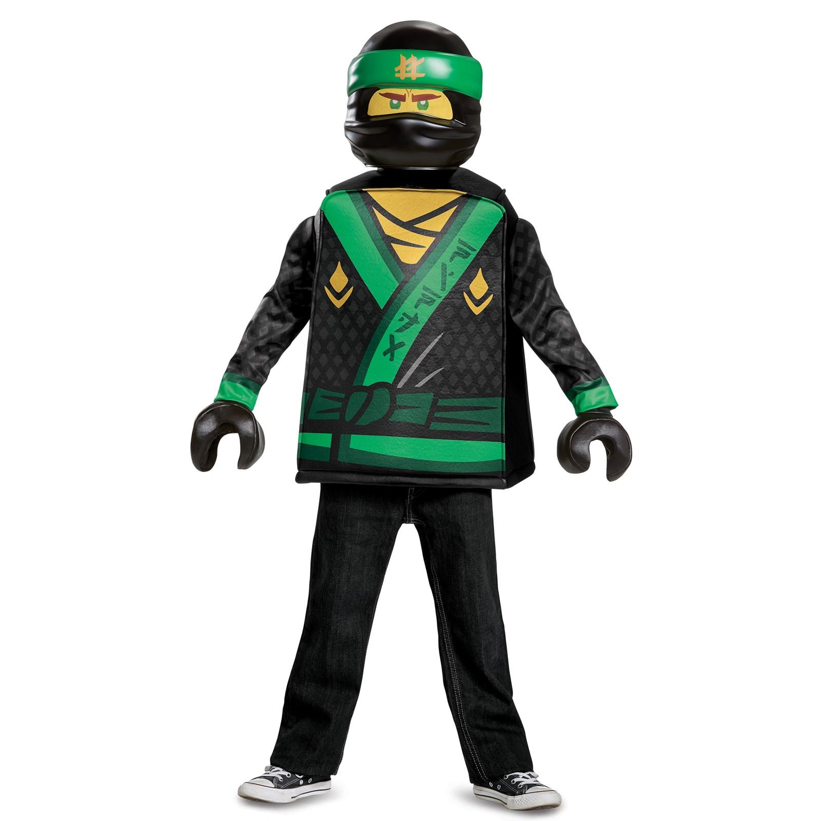 The Lego Ninjago Movie Lloyd Classic Child Costume | BuyCostumes.com