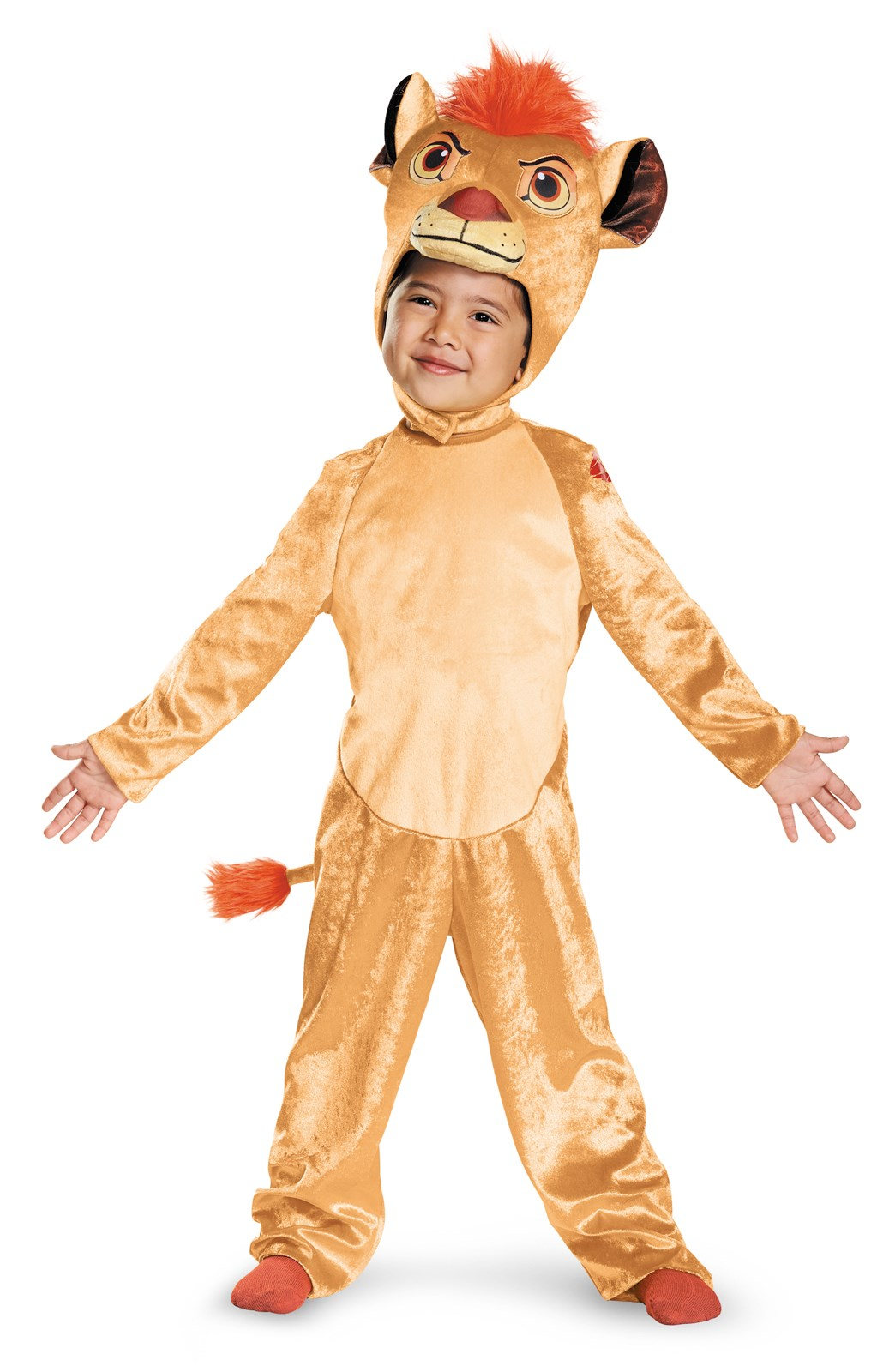 The Lion Guard Kion Classic Toddler Costume | BuyCostumes.com
