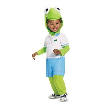 The Muppet Babies  Kermit Toddler Costume
