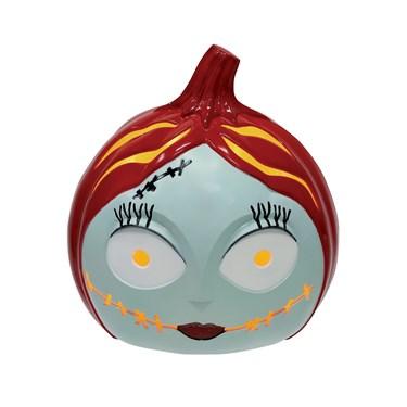 "The Nightmare Before Christmas 6"" Sally Light Up Pumpkin"