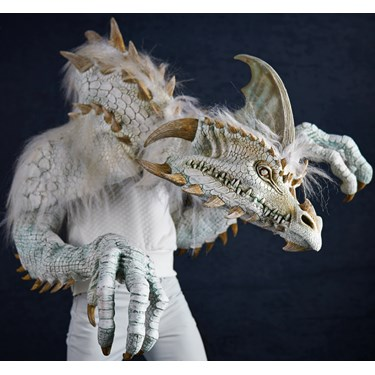 The Nightmare Collection - Cinder - The White Dragon Costume