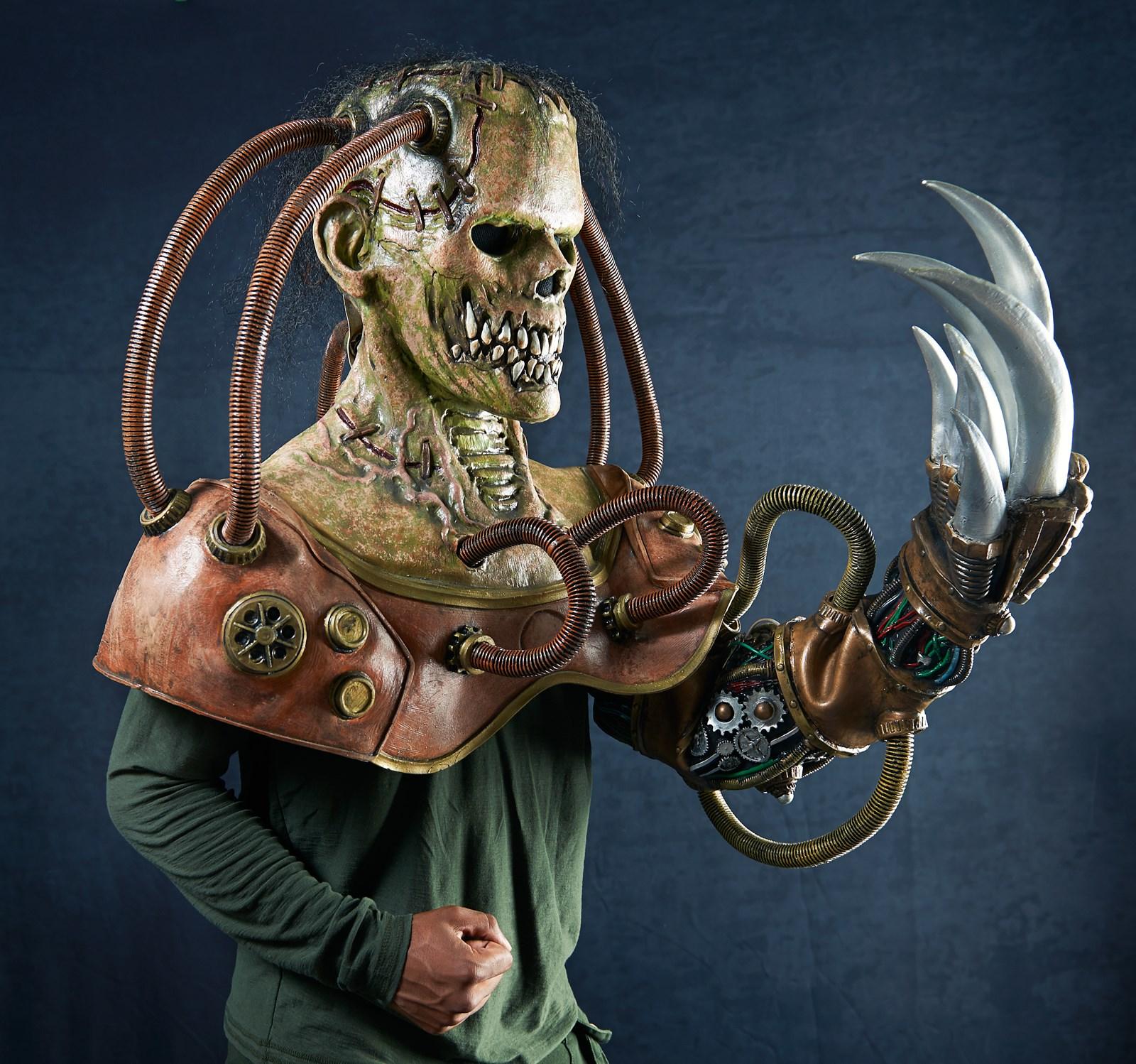 The Nightmare Collection - Steampunk Frankenstein Costume