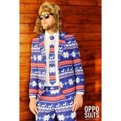 The Rudolph Opposuits Adult Costume