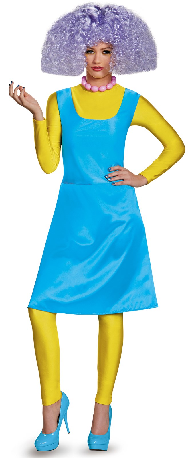 The Simpsons: Deluxe Selma Costume For Adults