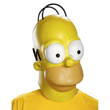 The Simpsons: Homer Mask For Adults