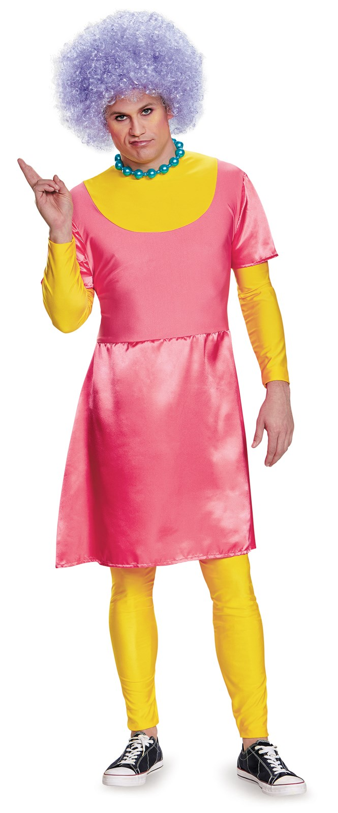 The Simpsons: Mens Deluxe Patty Costume