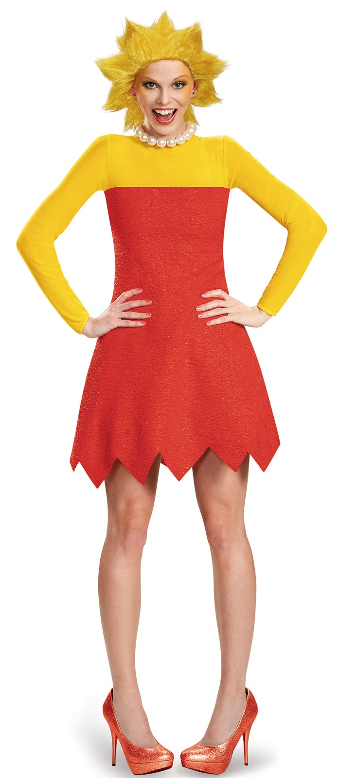 The Simpsons: Womens Deluxe Lisa Costume