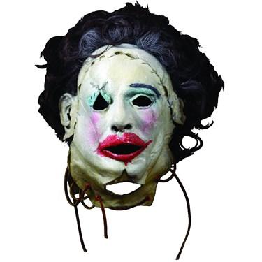 The Texas Chainsaw Massacre Adult Leatherface Pretty Woman Mask