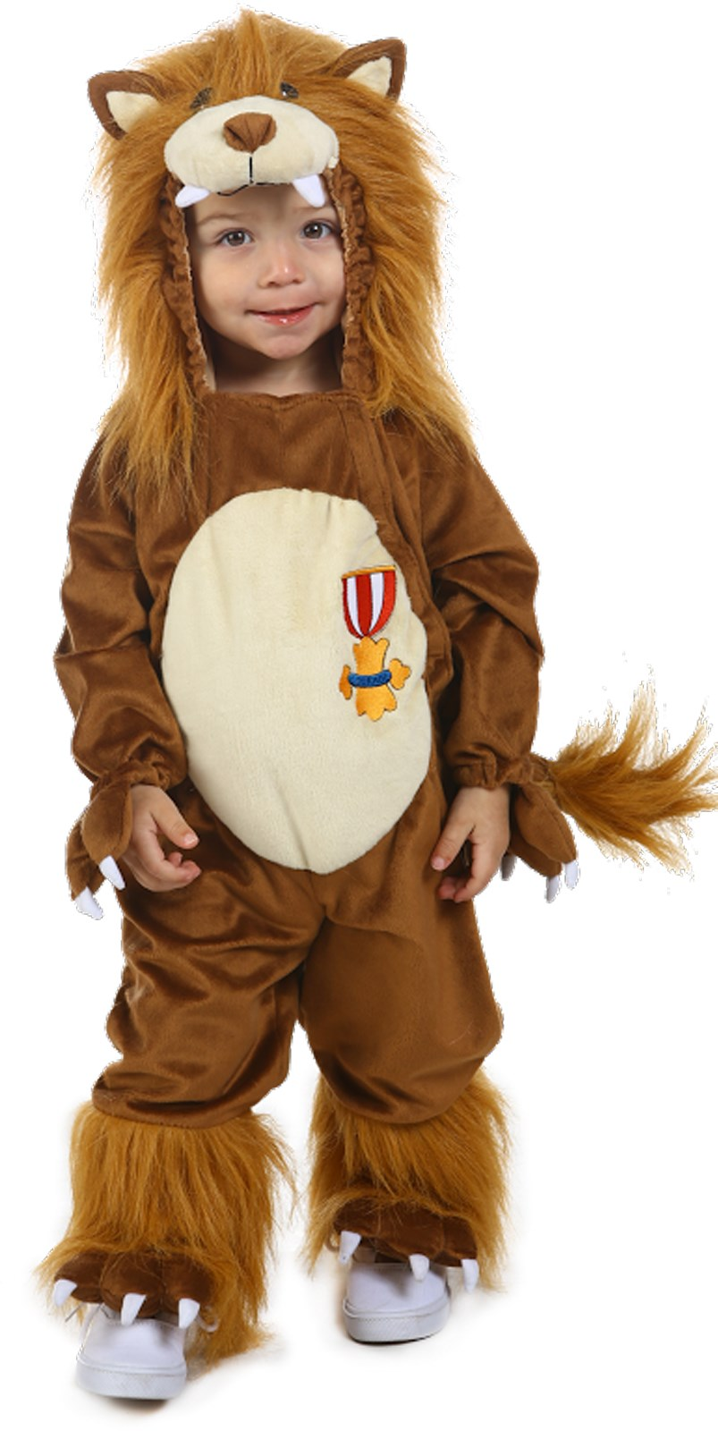 The Wizard of Oz Cowardly Lion Kids Costume | BuyCostumes.com