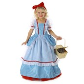 The Wizard Of Oz Dorothy Pocket Princess Girls Costume