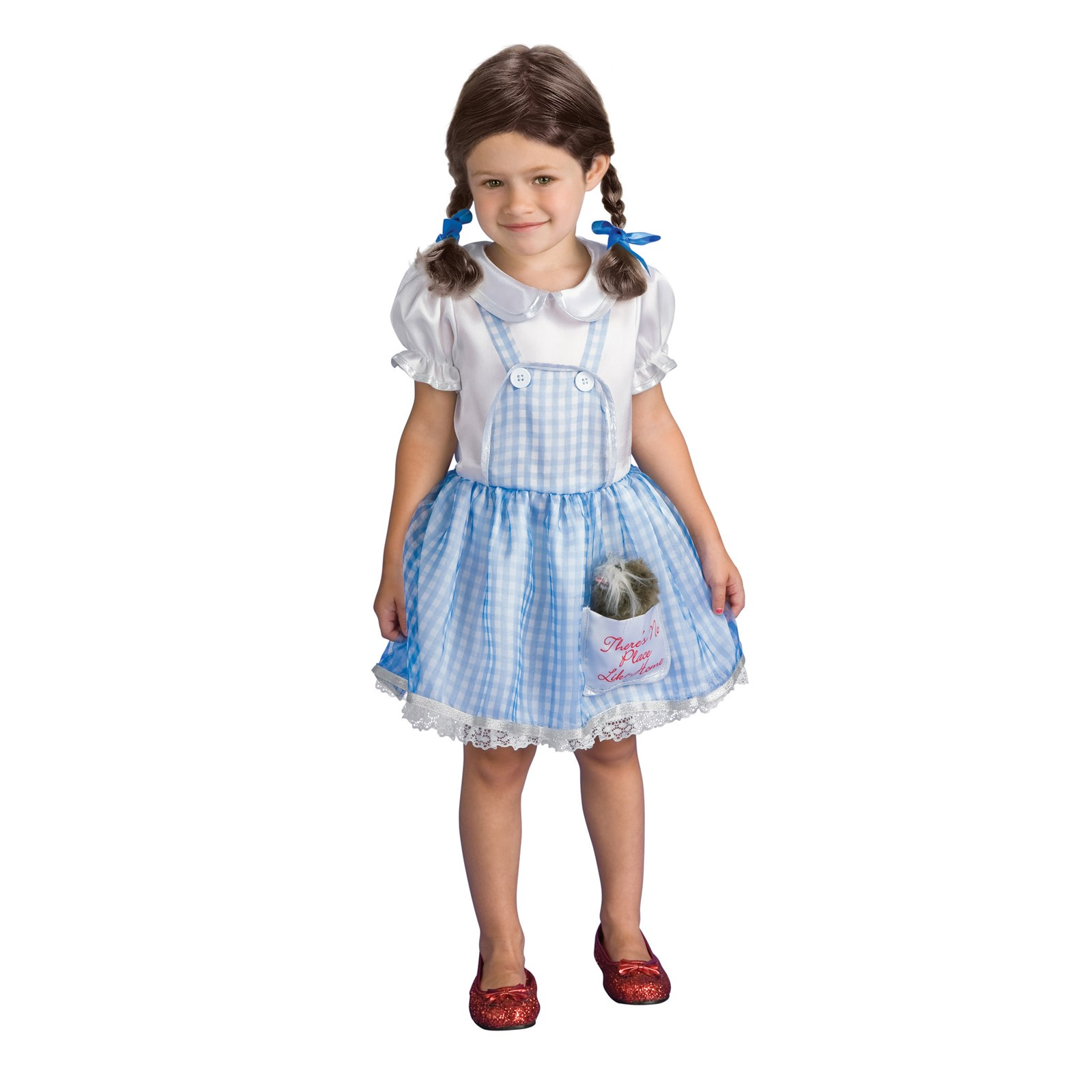 The Wizard of Oz Dorothy Toddler / Child Costume | BuyCostumes.com