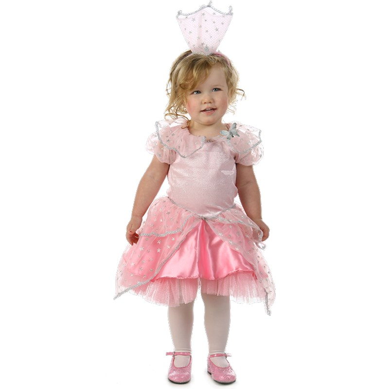 The Wizard of Oz Glinda Costume for Toddlers | BuyCostumes.com