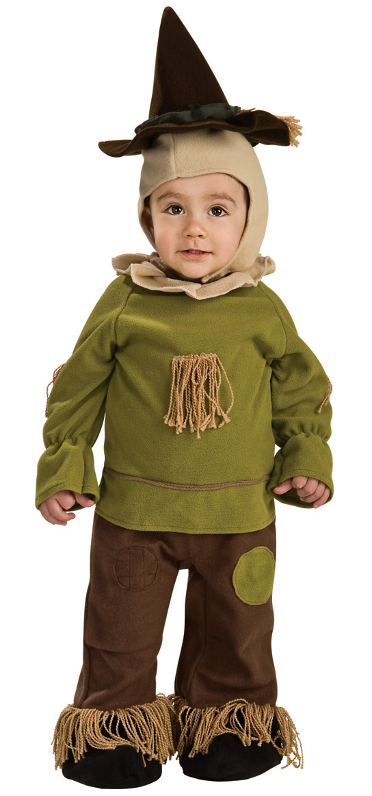 Wizard Scarecrow Infant Costume Buycostumes