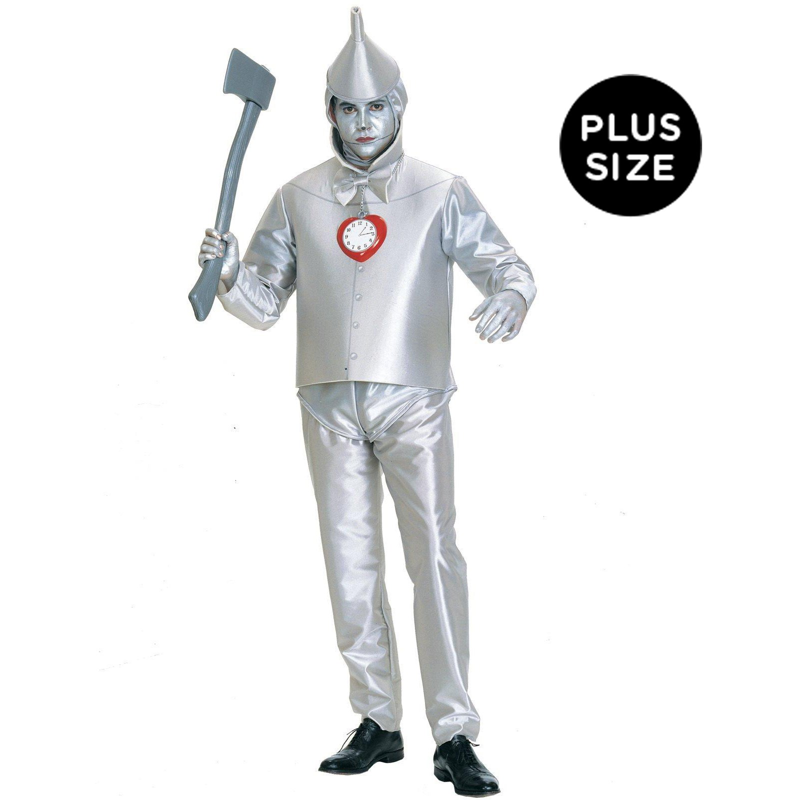 The Wizard of Oz - Tin Man Adult Plus Costume | BuyCostumes.com