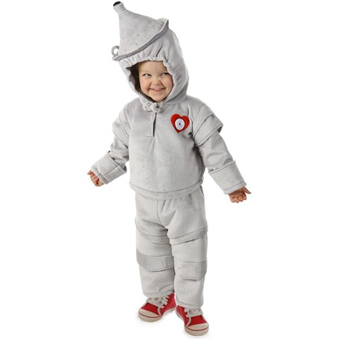 The Wizard of Oz Tin Man Costume for Toddlers