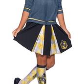 The Wizarding World Of Harry Potter Girls Hufflepuff Skirt