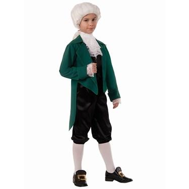 Thomas Jefferson Child Costume