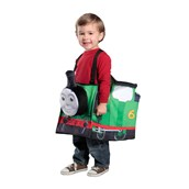 Thomas The Train Ride-In Percy Train Child Costume