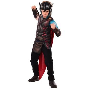 Thor Gladiator Costume Set Child One Size