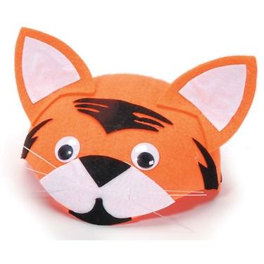Tiger Felt Hat