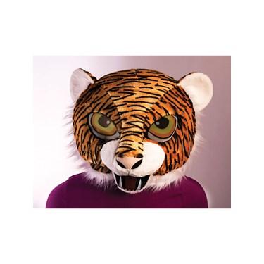 Tiger Mascot Mask