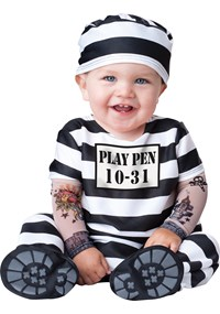 Click Here to buy Time Out Baby & Toddler Costume from BuyCostumes
